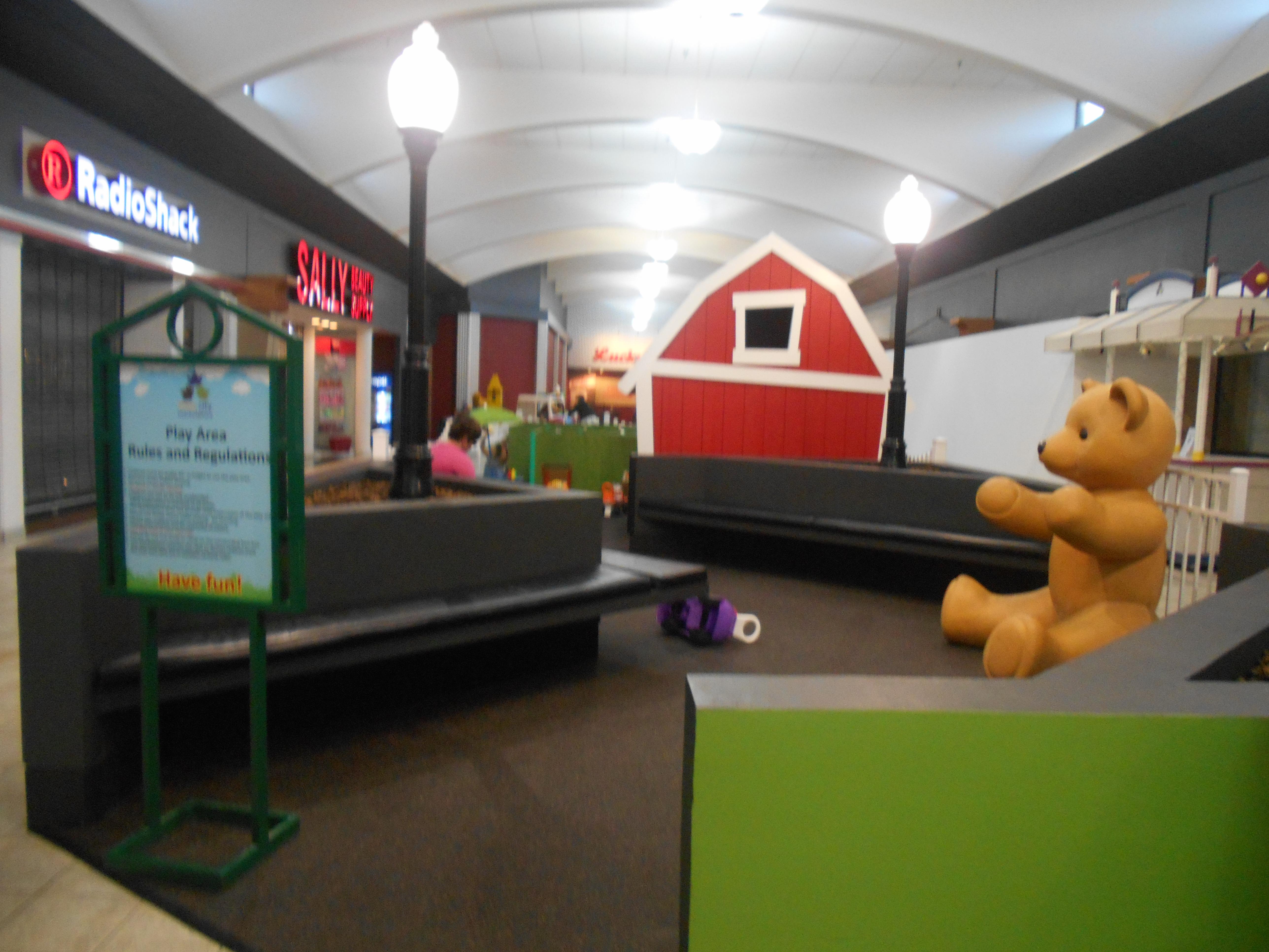 First Stop Indoor Childrens Farm Tripppinwitheleanor - Children's indoor play area flooring
